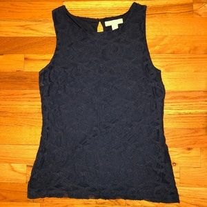 Banana Republic Lined Tank